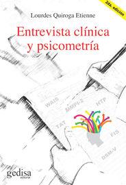 ENTREVISTA CLINICA Y PSICOMETRIA