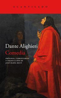 Comedia - Dante Alighieri