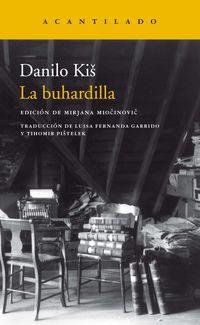 La buhardilla - Danilo Kis