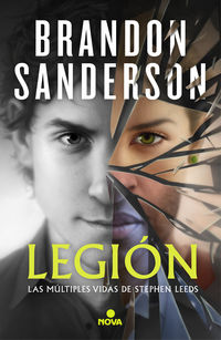 LEGION - LAS MULTIPLES VIDAS DE STEPHEN LEEDS