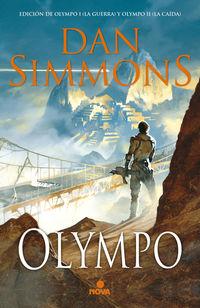 OLYMPO - EDICION DE OLYMPO I (LA GUERRA) Y OLYMPO II (LA CAIDA)
