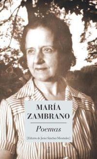 Poemas - Maria Zambrano