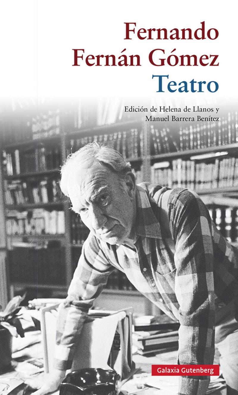 Teatro - Fernando Fernan Gomez