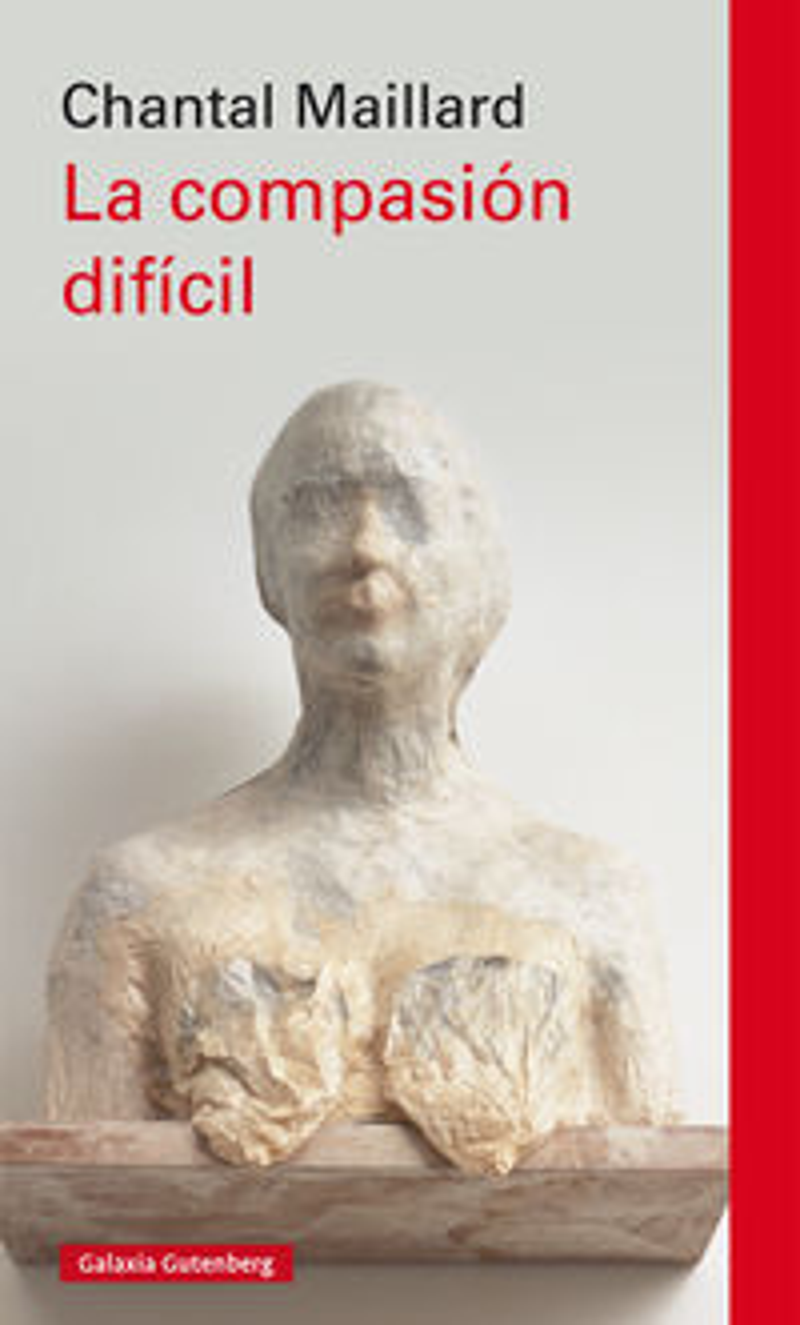 La compasion dificil - Chantal Maillard