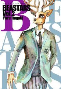 Beastars 2 - Paru Itagaki