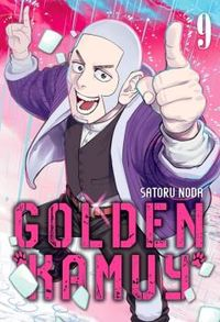 Golden Kamuy 9 - Satoru Noda