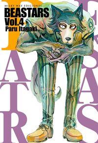 Beastars 4 - Paru Itagaki
