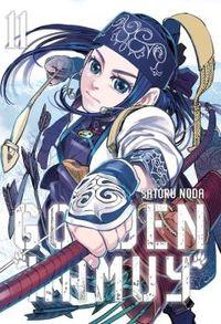 Golden Kamuy 11 - Satoru Noda