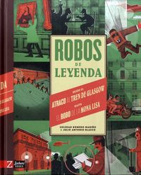 ROBOS DE LEYENDA