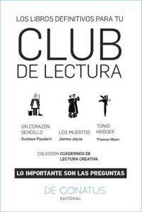 CLUB DE LECTURA - ENTENDER A LOS CLASICOS