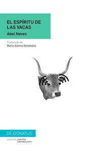 ESPIRITU DE LAS VACAS, EL