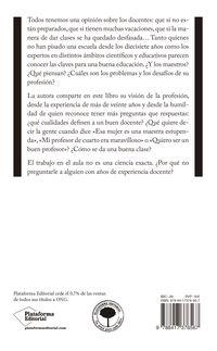 Profe, Una Pregunta - La Docencia Vista Desde Dentro - Ruth Ibañez Amez