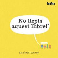 NO LLEPIS AQUEST LLIBRE! - ES PLE DE GERMENS