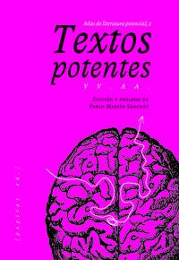 TEXTOS POTENTES - ATLAS DE LITERATURA POTENCIAL 2