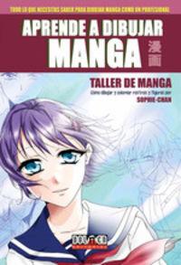 APRENDER A DIBUJAR MANGA 5 - TALLER DE MANGA POR SOPHIE CHAN