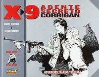 Agente Secreto X-9 Corrigan 1 (1967-1968) - Al Williamson / Archie Goodwin