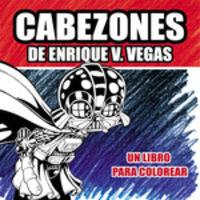 CABEZONES UN LIBRO PARA COLOREAR