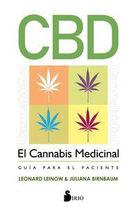 CBD - EL CANNABIS MEDICINAL