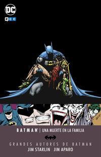 BATMAN - UNA MUERTE EN LA FAMILIA
