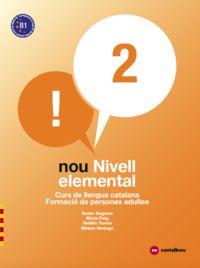 NOU NIVELL ELEMENTAL 2 - CURS LLENGUA CATALA