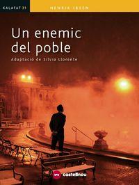 Enemic Del Poble, Un - Kalafat (cat) - Henrik Ibsen / Silvia Llorente (ed. )