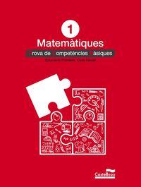 EP 1 - MATEMATIQUES - PROVES COMPETENCIES BASIQUES