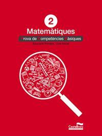 EP 2 - MATEMATIQUES - PROVES COMPETENCIES BASIQUES