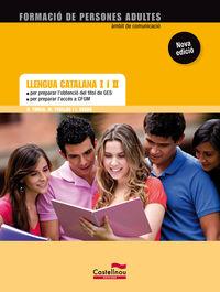 FPA 1 / 2 - LLENGUA CATALANA I LITERATURA I / II (GES)