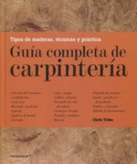 GUIA COMPLETA DE CARPINTERIA
