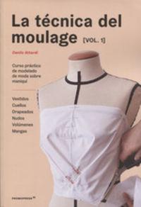 LA TECNICA DELMOULAGE (VOL.1)