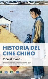 Historia Del Cine Chino - Ricard Planas Penades