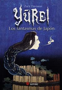 Yurei - Los Fantasmas De Japon - Zack Davisson