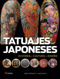 Tatuajes Japoneses - Brian Ashcraft / Hori Benny