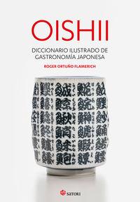 OISHII - DICCIONARIO ILUSTRADO DE GASTRONOMIIA JAPONESA