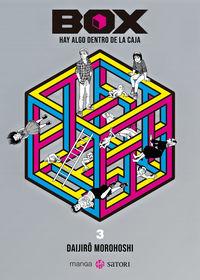 BOX - HAY ALGO DENTRO DE LA CAJA 3