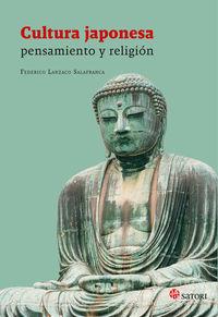 CULTURA JAPONESA - PENSAMIENTO Y RELIGION