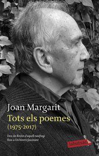 TOTS ELS POEMES (1975-2017) - DES DE RESTES D'AQUELL NAUFRAGI FINS A UN HIVERN FASCINANT