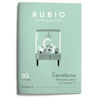 CUAD RUBIO ESCRITURA 03 (COLOR)