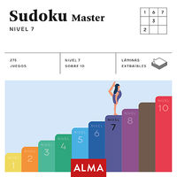 SUDOKU MASTER - NIVEL 7
