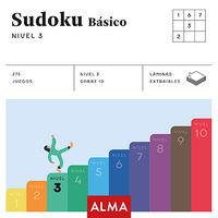 SUDOKU BASICO - NIVEL 3