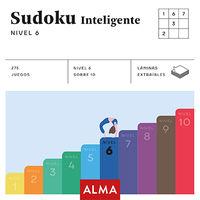 Sudoku Inteligente - Nivel 6 - Aa. Vv.