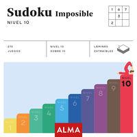 SUDOKU IMPOSIBLE - NIVEL 10