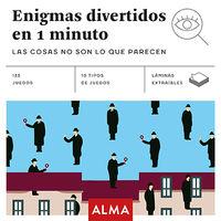 Enigmas Divertidos En 1 Minuto - Aa. Vv.