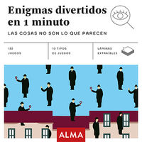 ENIGMAS DIVERTIDOS EN 1 MINUTO