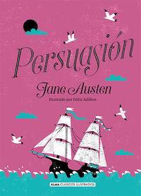 Persuasion - Jane Austen / Dalia Adillon (il. )