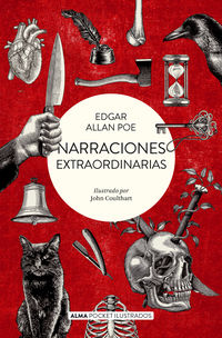 Narraciones Extraordinarias - Edgar Allan Poe (coulthart, John (il. )