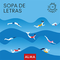Sopa De Letras Express - Aa. Vv.