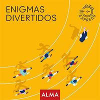 Enigmas Divertidos Express - Aa. Vv.