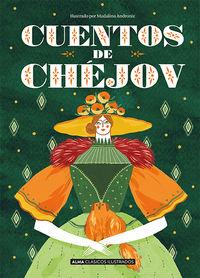Cuentos De Chejov - Lev Tolstoi / Madalina Andronic (il. )