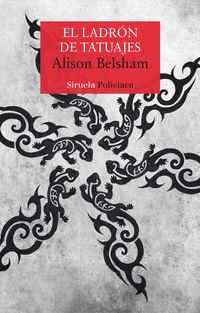 El ladron de tatuajes - Alison Belsham